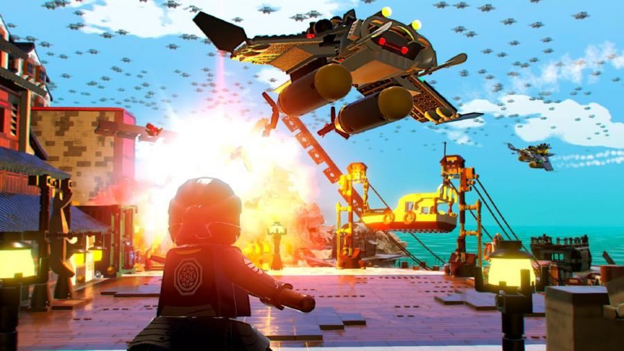 The LEGO Ninjago Movie Video Game Screenshot 2
