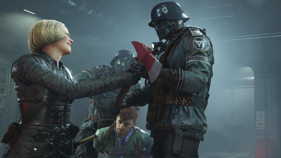 Wolfenstein 2 The New Colossus - Deluxe Edition Screenshot 2