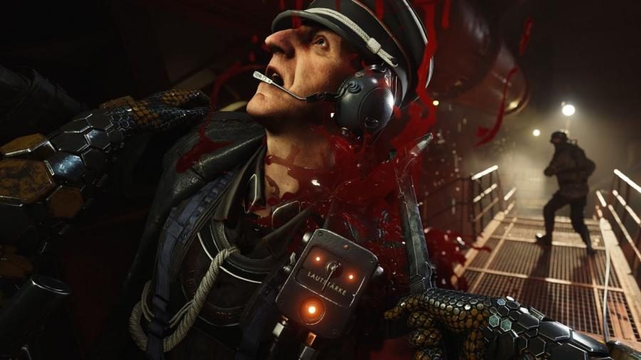 Wolfenstein 2 The New Colossus - Deluxe Edition Screenshot 5