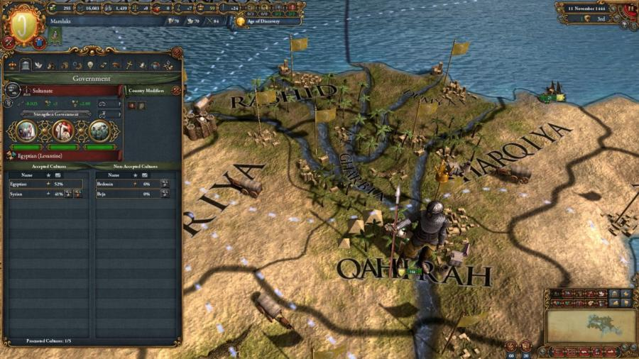 Europa Universalis IV - Cradle of Civilization (DLC) Screenshot 7