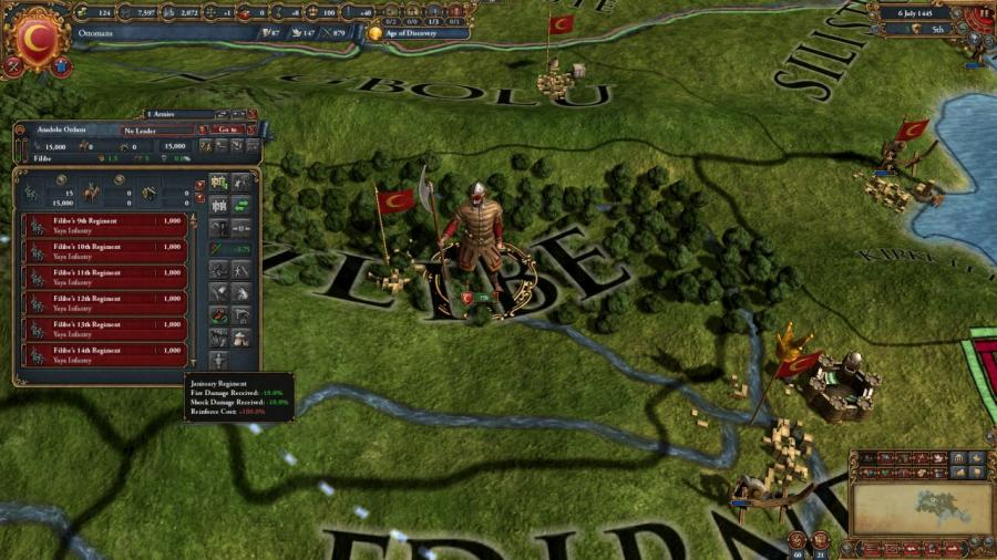 Europa Universalis IV - Cradle of Civilization (DLC) Screenshot 6