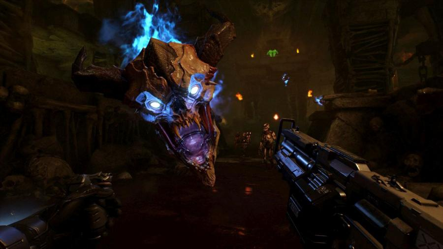 DOOM VFR Screenshot 2