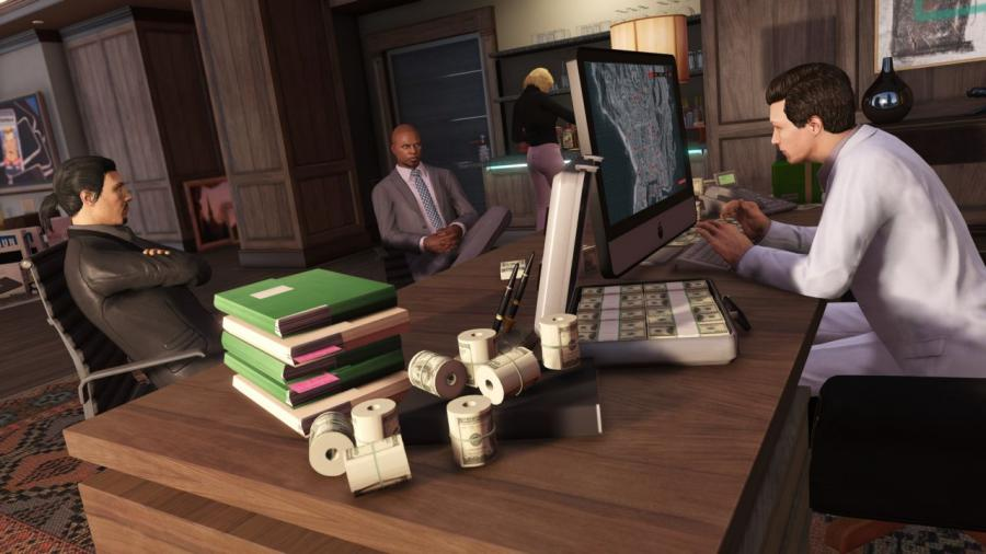 GTA 5 + Criminal Enterprise Starter Pack Bundle Screenshot 1