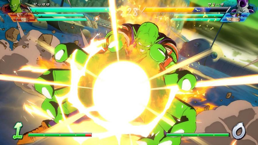 Dragon Ball FighterZ: FighterZ Pass - PS4 Código de Descarga Screenshot 7