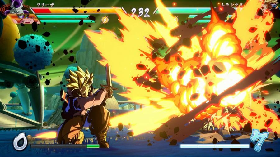 Dragon Ball FighterZ - FighterZ Pass Screenshot 8