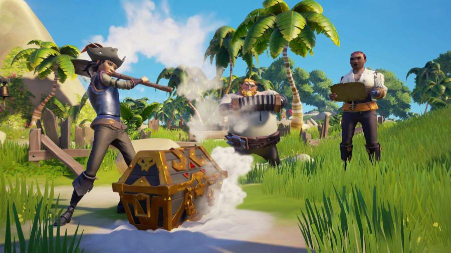 Sea of Thieves (Xbox One / Windows 10) Screenshot 6