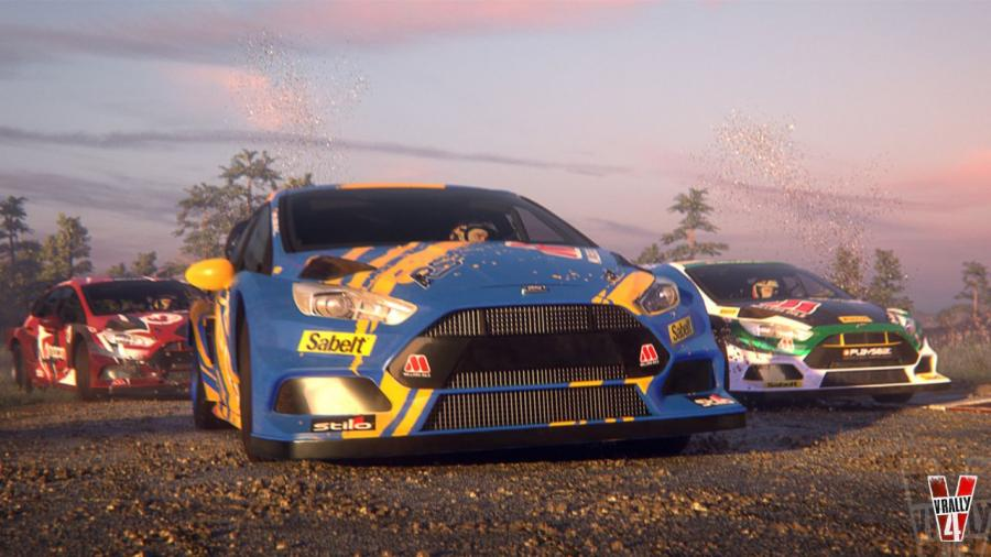 V-Rally 4 Screenshot 6