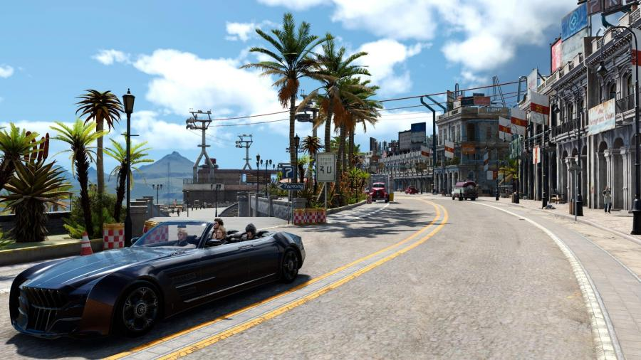 Final Fantasy XV - Windows Edition Screenshot 2