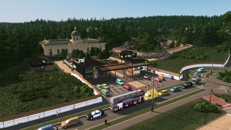 Cities Skylines - Parklife (DLC) Screenshot 6
