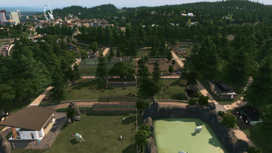 Cities Skylines - Parklife (DLC) Screenshot 8