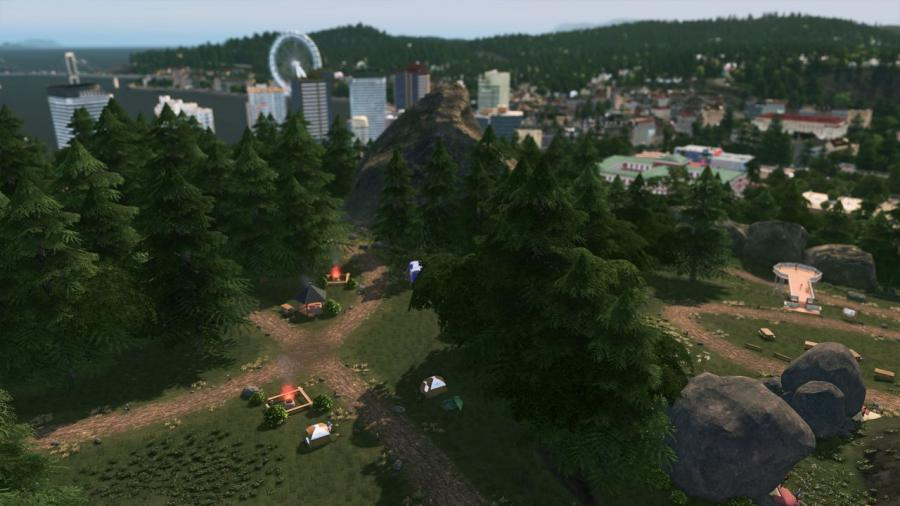Cities Skylines - Parklife (DLC) Screenshot 3