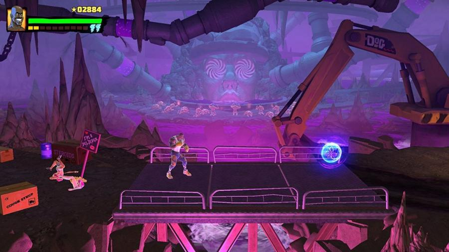 Shaq Fu - A Legend Reborn Screenshot 3