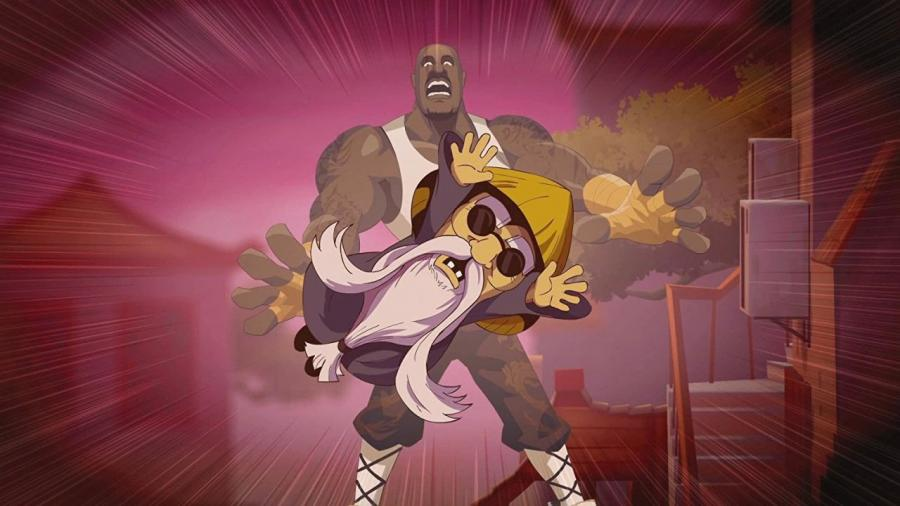 Shaq Fu - A Legend Reborn Screenshot 4