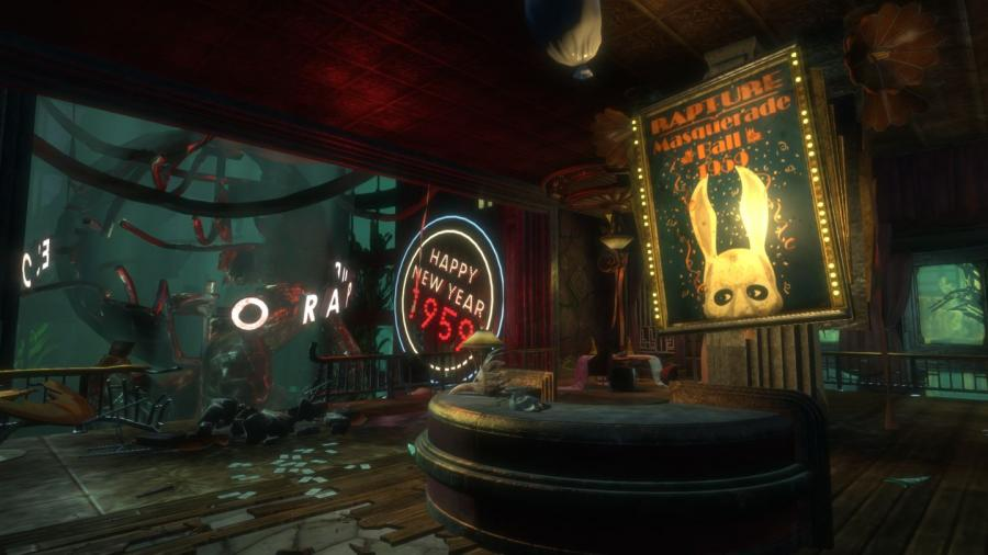 BioShock The Collection - Xbox One Código de Descarga Screenshot 4