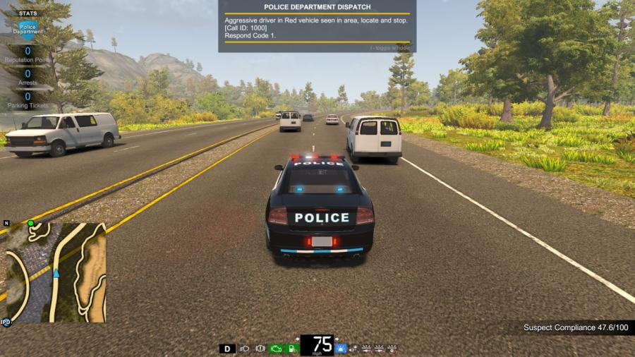 Flashing Lights - Police Fire EMS Screenshot 4