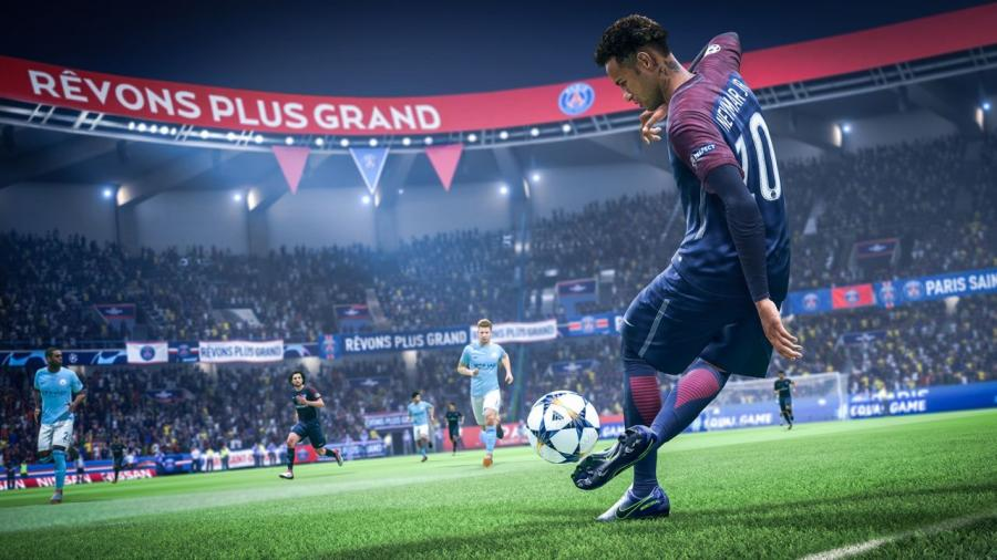 FIFA 19 Screenshot 2