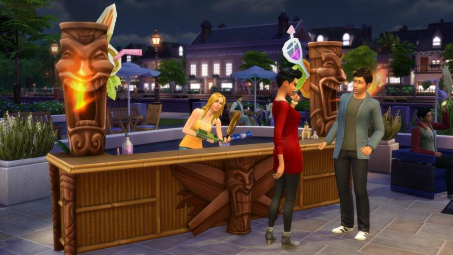 Los Sims 4 - Deluxe Party Edition (Xbox One Download Code) Screenshot 2