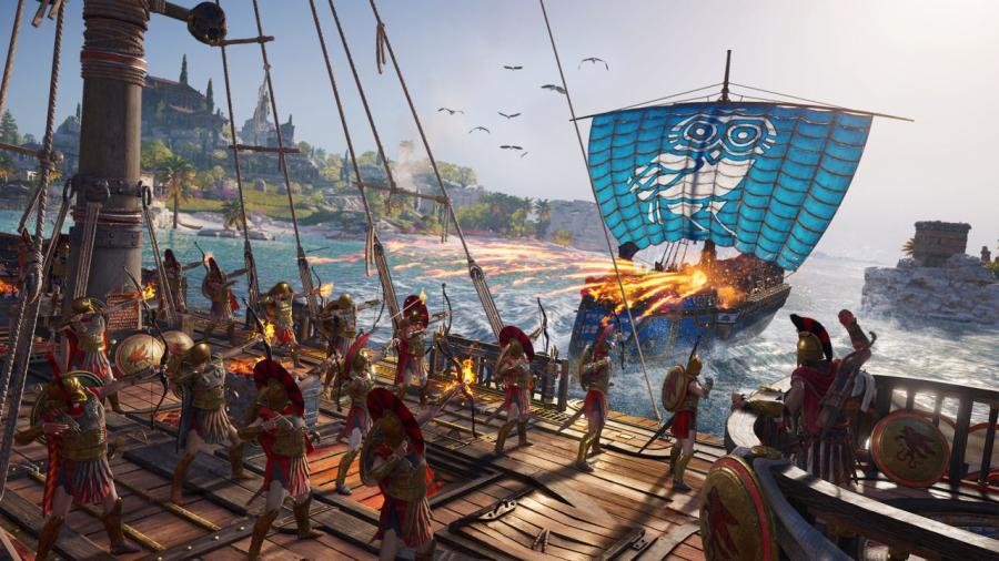 Assassin's Creed Odyssey Screenshot 4