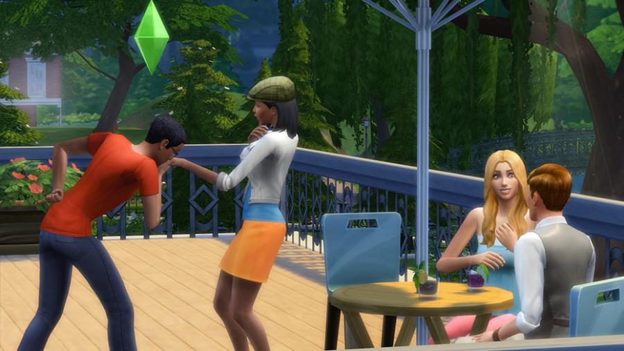 Los Sims 4 + Y Las Cuatro Estaciones Bundle (juego original + extension) Screenshot 1