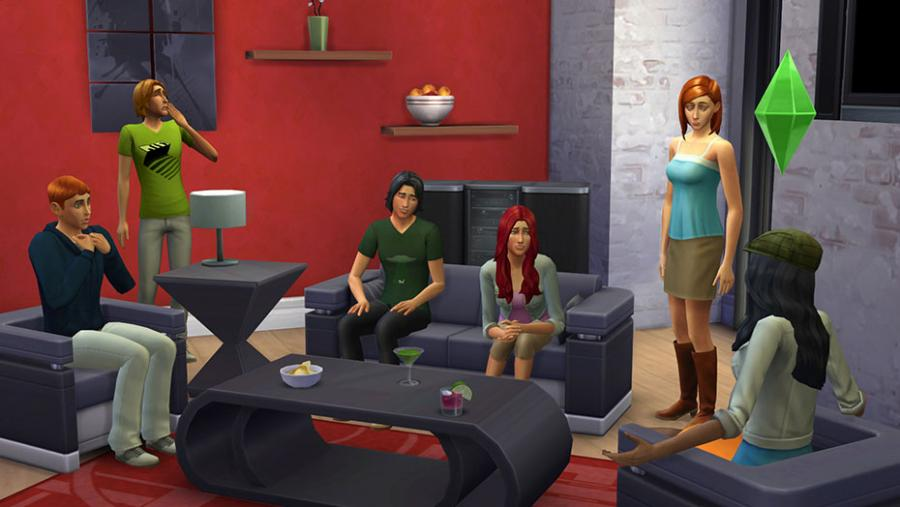 Los Sims 4 + Y Las Cuatro Estaciones Bundle (juego original + extension) Screenshot 3