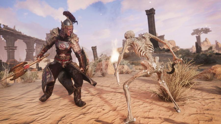 Conan Exiles - The Imperial East Pack (DLC) Screenshot 5