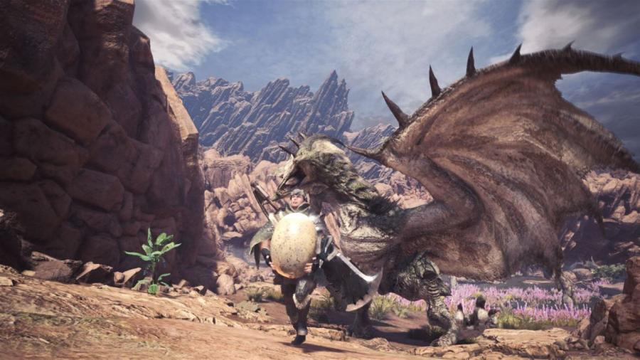 Monster Hunter World - Preorder Key Screenshot 8