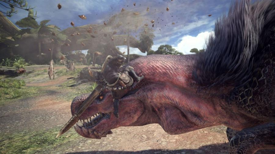Monster Hunter World - Preorder Key Screenshot 4