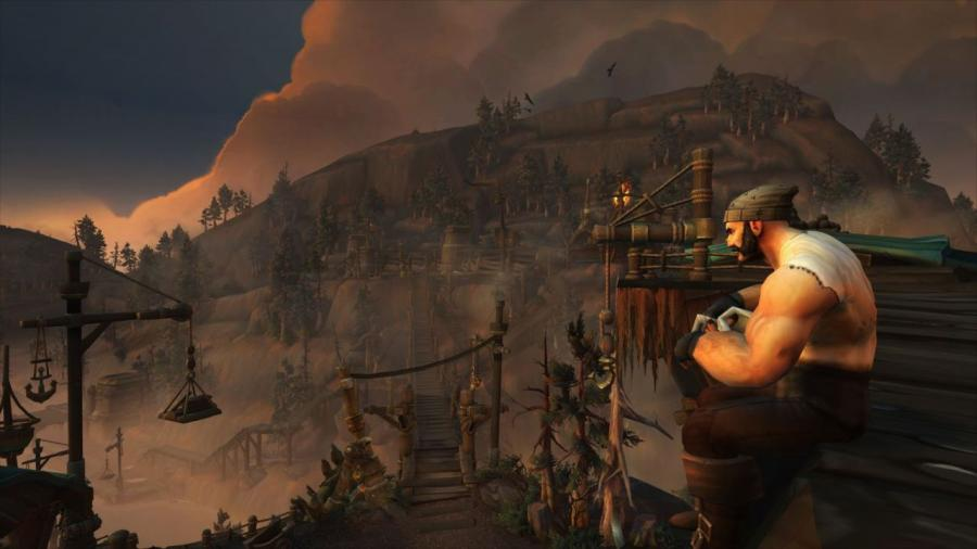 WoW - Battle for Azeroth [North America] - World of Warcraft Expansion Screenshot 1