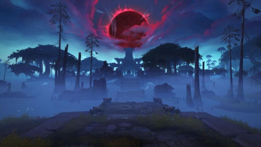 WoW - Battle for Azeroth [North America] - World of Warcraft Expansion Screenshot 3