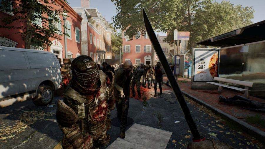 Overkill's The Walking Dead Screenshot 3