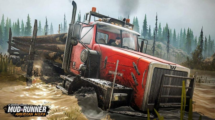 Spintires MudRunner - American Wilds Edition Screenshot 3