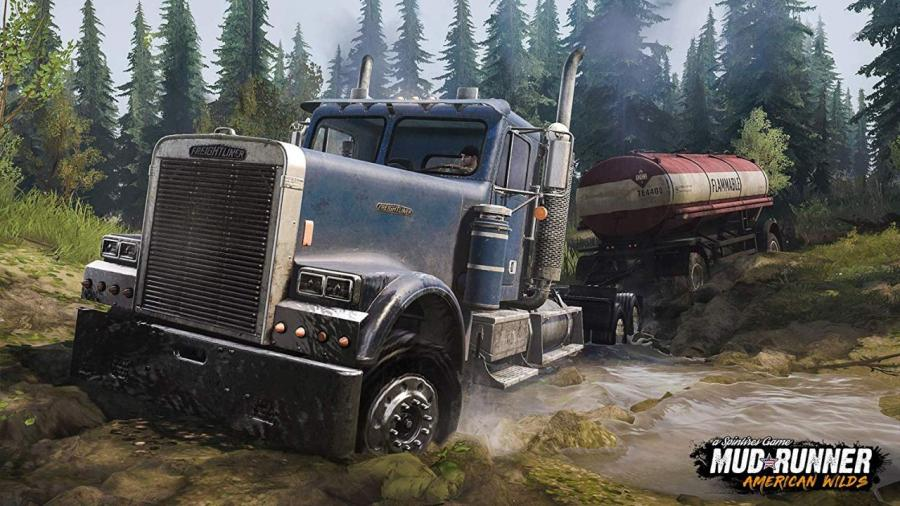 Spintires MudRunner - American Wilds Edition Screenshot 2
