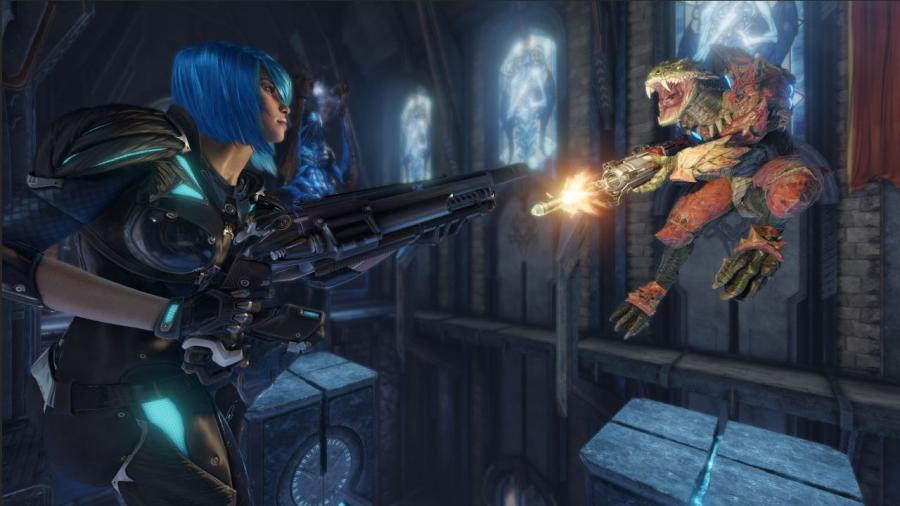 Quake Champions - Champions Pack Edition Screenshot 2