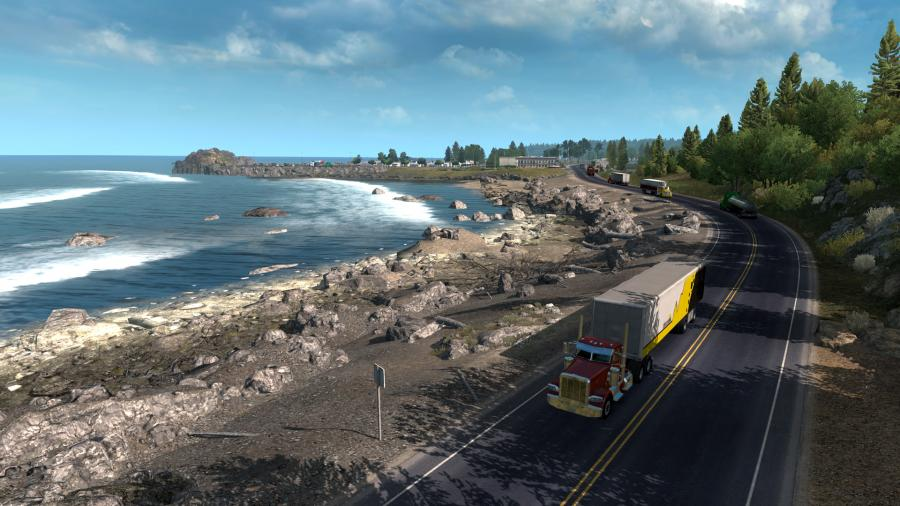 American Truck Simulator - Oregon (DLC) - EU Key Screenshot 4