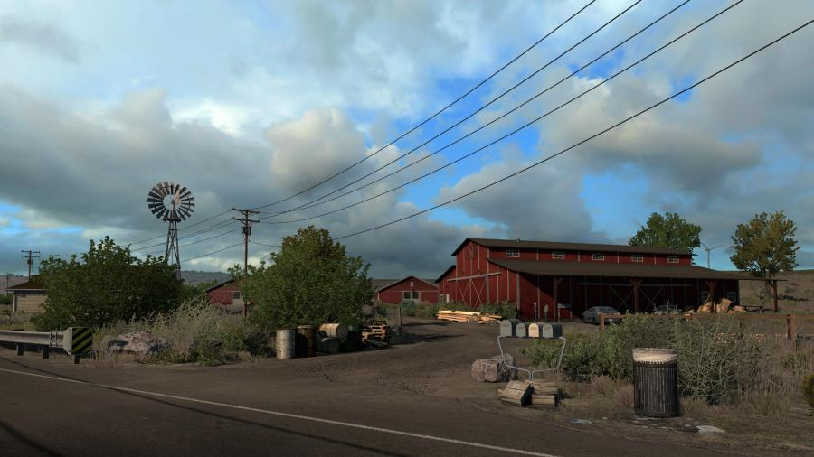 American Truck Simulator - Oregon (DLC) - EU Key Screenshot 6
