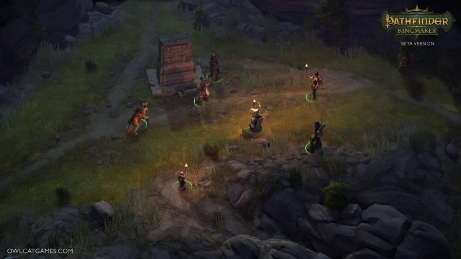 Pathfinder Kingmaker - Imperial Edition Screenshot 4