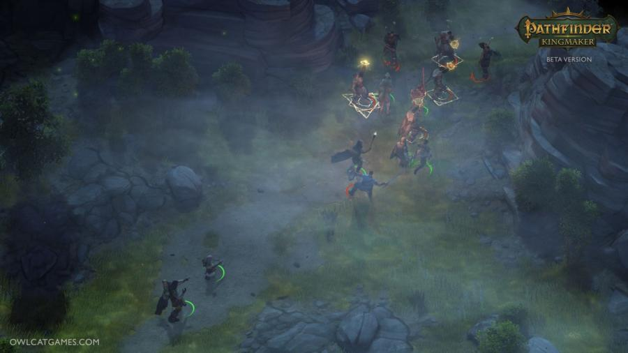 Pathfinder Kingmaker - Imperial Edition Screenshot 7