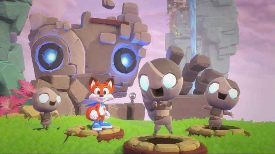 Super Lucky's Tale Screenshot 1