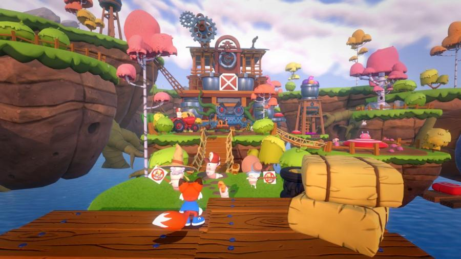 Super Lucky's Tale Screenshot 6