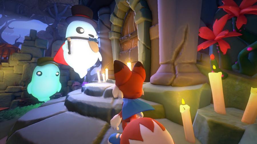 Super Lucky's Tale Screenshot 4