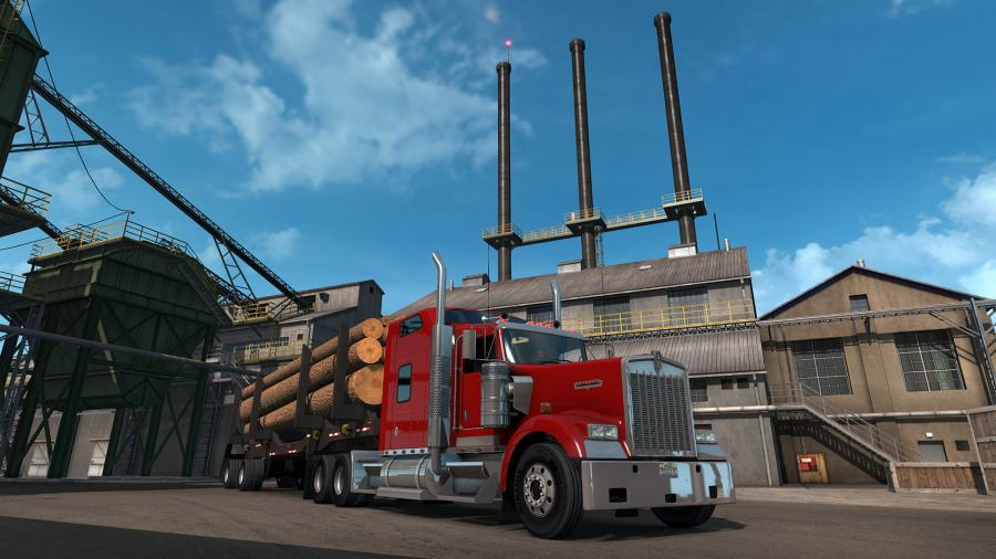 American Truck Simulator - Oregon (DLC) Screenshot 3