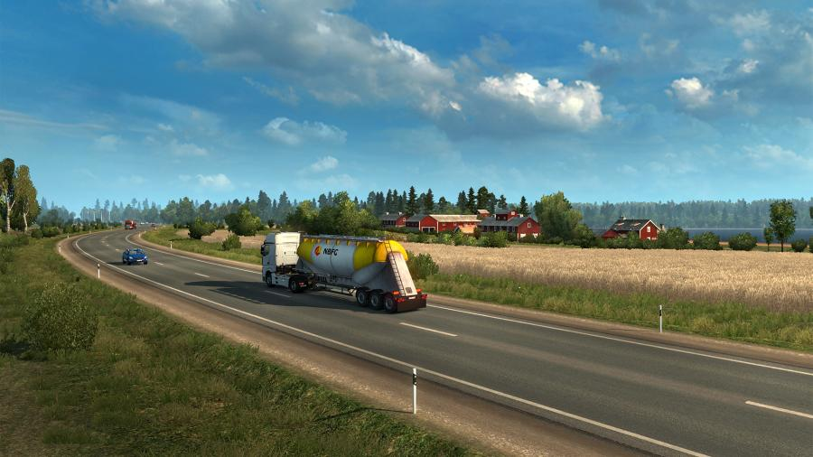 Euro Truck Simulator 2 - Beyond the Baltic Sea (DLC) Screenshot 3