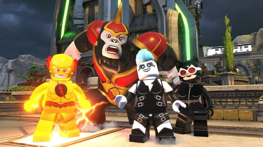 LEGO DC Super Villains Screenshot 2