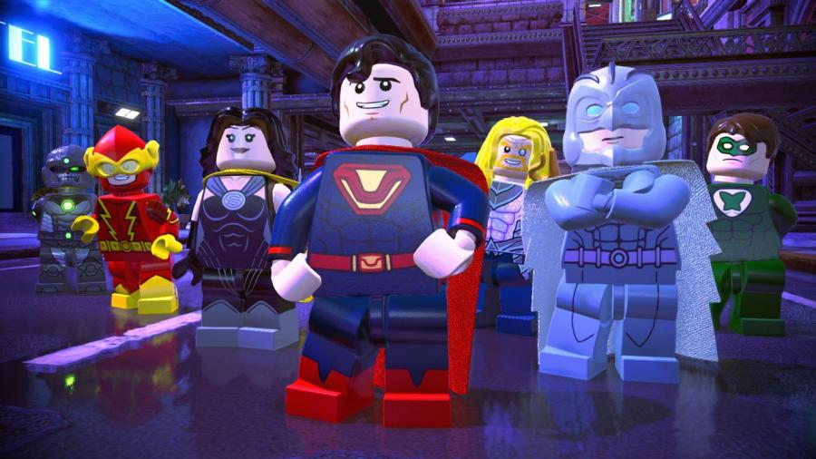 LEGO DC Super Villains Screenshot 5