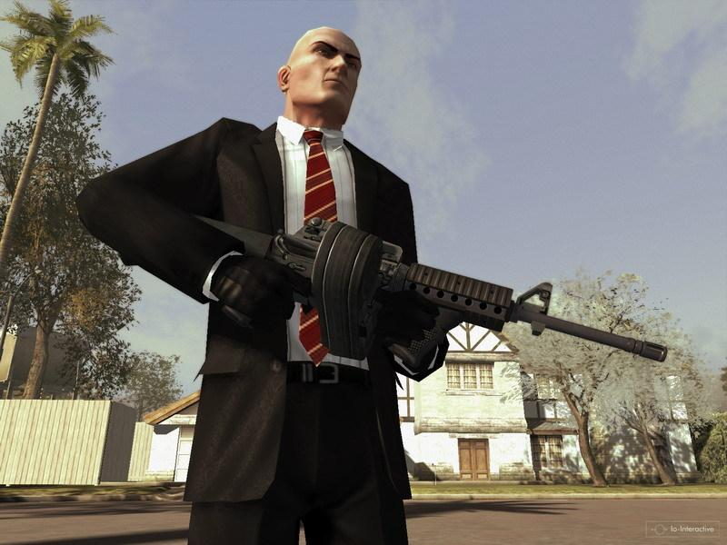 Hitman Blood Money Screenshot 2