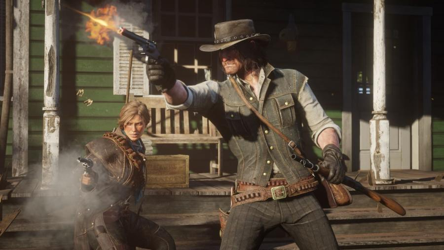 Red Dead Redemption 2 - Special Edition (Xbox One Código de Descarga) Screenshot 3
