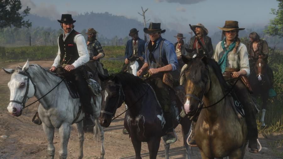 Red Dead Redemption 2 - Special Edition (Xbox One Código de Descarga) Screenshot 8