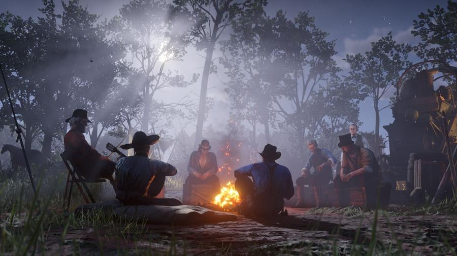 Red Dead Redemption 2 - Special Edition (Xbox One Código de Descarga) Screenshot 2