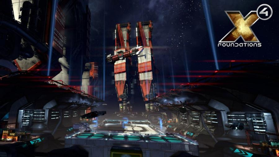 X4 - Foundations Screenshot 2