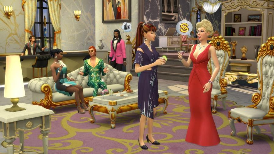 Los Sims 4 + ¡Rumbo a la Fama! Bundle (juego original + extension) Screenshot 5